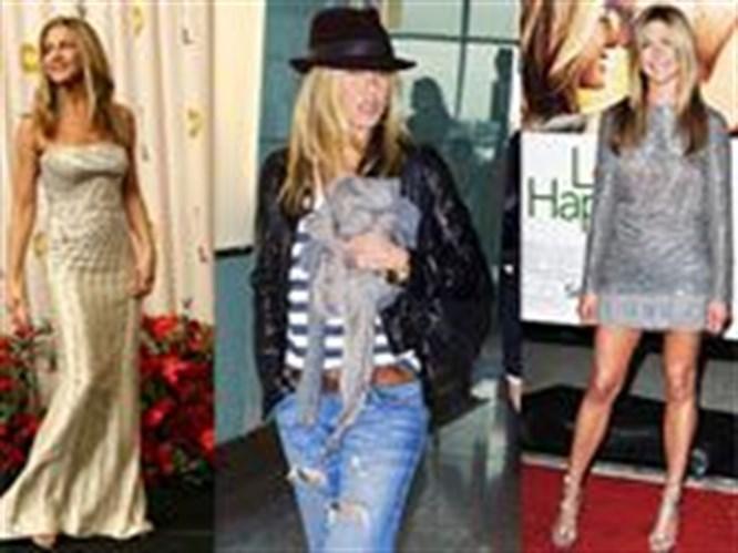 Jennifer Aniston'un stil kodları